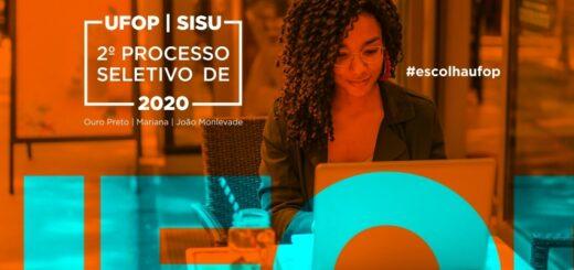Matrícula UFOP/SISU 2020/02